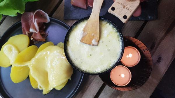 Lumi Raclette à la bougie - Cookut