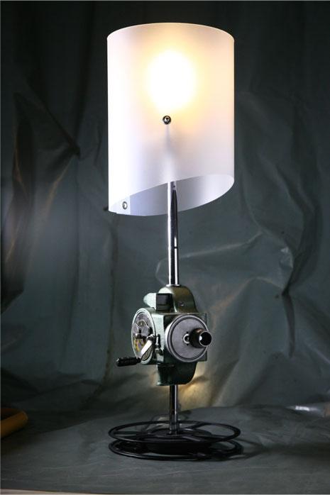 Lampe d'Alexandre Gérenton