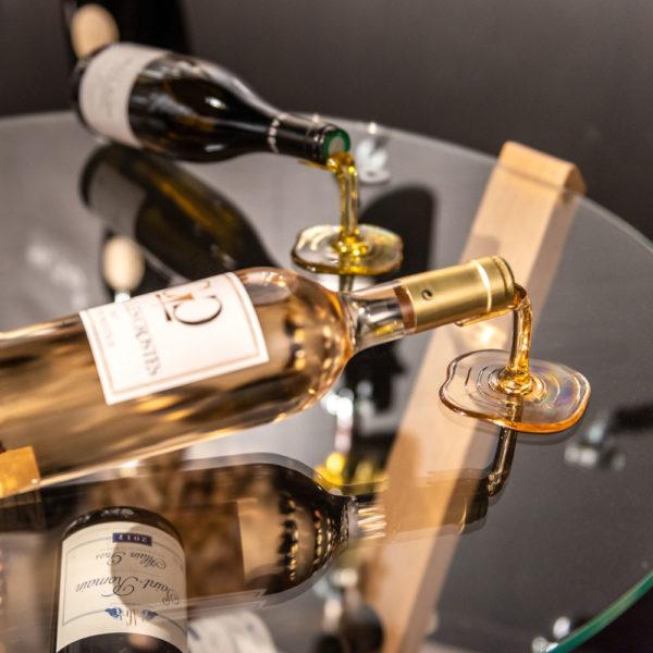 Porte bouteille de vin - House of Home