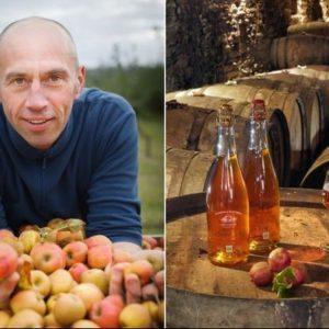 Cidre bio, produit à découvrir dans votre concept store près de Laon.
