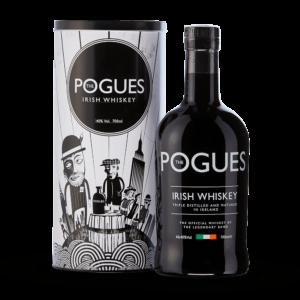 The pogues, idée de cadeau pour les amateurs de whisky au clos 47.