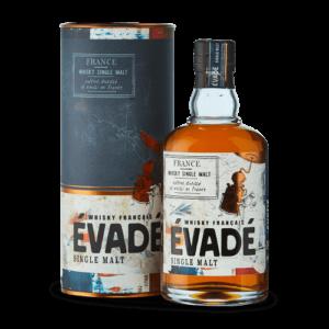 EVADE SINGLE MALT FRANCE - Laissez vous tenter à Bruyères-et-montbérault par votre whisky français.