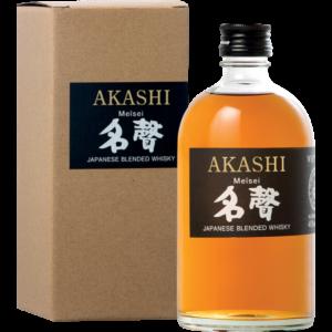 Akashi Meisei, pour les amateurs de whisky japonais.
