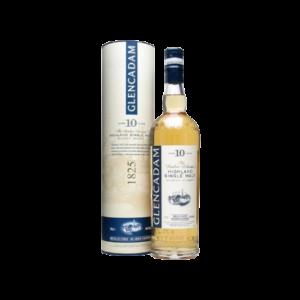 Glencadam 10 ans, pour les amateurs de whisky écossais à découvrir au clos 47.