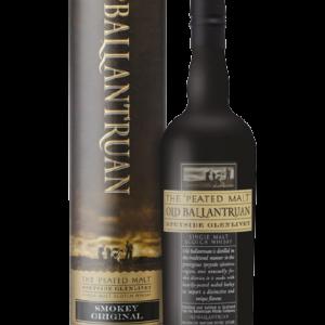 Old Ballantruan, pour les amateurs de whisky.