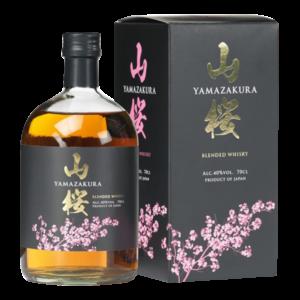Yamazakura blend, spiritueux japonais