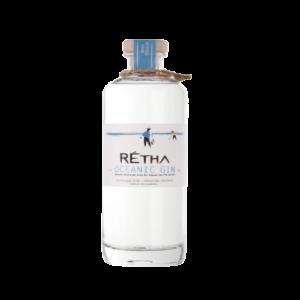 RETHA OCEANIC GIN - Découvrez le gin français RETHA au clos 47 dans l'Aisne.