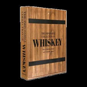 The impossible collection of whiskey, pour les collectionneurs, disponible au clos 47.