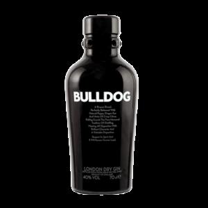 GIN BULLDOG LONDON DRY - Le Bulldog London Dry Gin marque le renouveau de ce spiritueux depuis quelques années