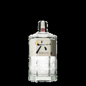 Gin Roku suntory, gin japonais